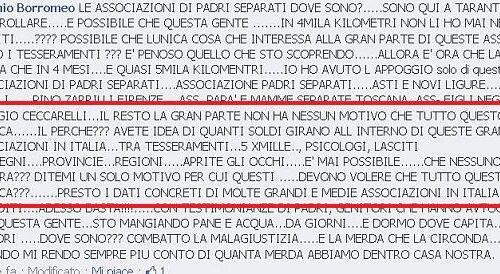 """""""L'ISTERIA COLLETTIVA DEGLI ABUSI SESSUALI"""" – V"""
